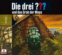 ... und das Grab der Maya