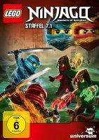 Lego Ninjago DVD 7.1