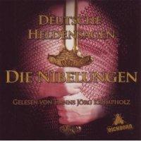 Deutsche Heldensagen - Die Nibelungen