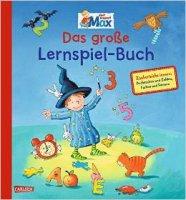 Max – Das große Lernspiel-Buch