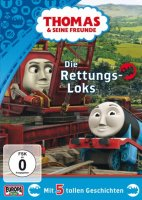 Thomas & seine Freunde DVD Folge 33 Die Rettungs-Loks