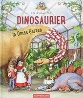 Dinosaurier in Omas Garten