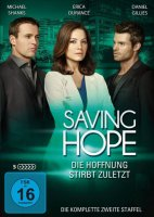 Saving Hope – Die komplette 2. Staffel – DVD Box