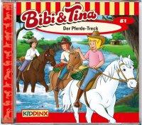 Der Pferde-Treck