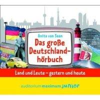 Das große Deutschlandhörbuch