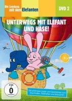Die Sendung mit dem Elefanten – DVD Unterwegs mit Elefant und Hase!