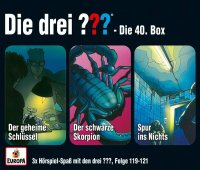 Der geheime Schlüssel / Der schwarze Skorpion / Spur ins Nichts