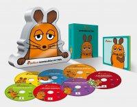 Die Maus Sammleredition mit 7 DVDs