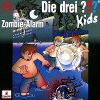 Zombie-Alarm / Der schwarze Joker / Das Rätsel der Könige