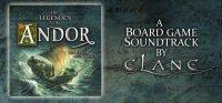 ELANE komponieren Soundtrack zum Brettspiel 'Die Legenden von Andor II'. Download kostenfrei.